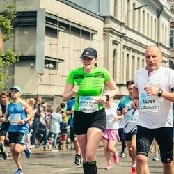 Lattelecom Riga Marathon - Anna Maria Ülviste (9471), Gatis Neimanis (14789)