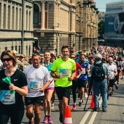 Lattelecom Riga Marathon - Agris Krūklis (10022), Jānis Strazds (10278)