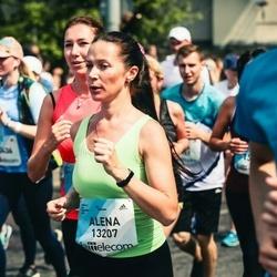 Lattelecom Riga Marathon - Alena Hladkaya (13207)