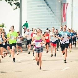Lattelecom Riga Marathon - Alīna Bondareva (11216), Andris Brente (12561)