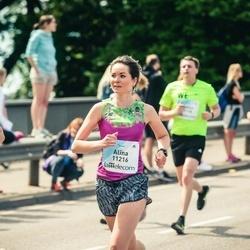 Lattelecom Riga Marathon - Alīna Bondareva (11216)