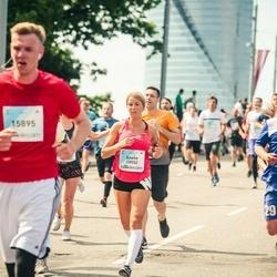 Lattelecom Riga Marathon - Anete Skraustiņa (10552), Raimonds Brēža (11807)