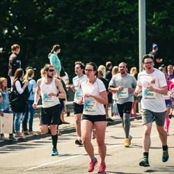 Lattelecom Riga Marathon - Agnese Katlapa (9972), Emīls Cimdiņš (14052)