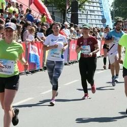Lattelecom Riga Marathon - Alar Kähr (9319), Aija Jelisejeva (14442), Vija Vigule (14756)
