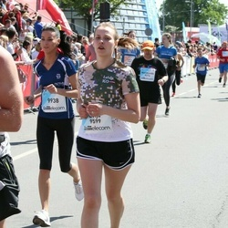 Lattelecom Riga Marathon - Evija Zariņa (9599), Līga Boginska (9938)