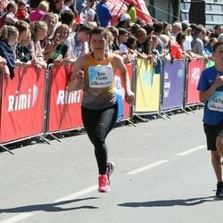 Lattelecom Riga Marathon - Eva Reine (13280), Ernests Kļava (14769)