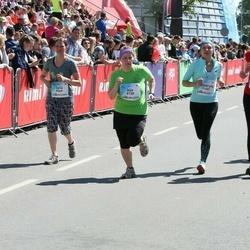 Lattelecom Riga Marathon - Aija Valtere (9138), Julia Moedritscher (9569), Diāna Vaidere (10890), Katsiaryna Davydzenka (11401)