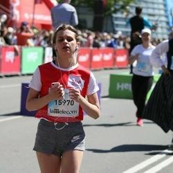 Lattelecom Riga Marathon - Agate Dedkova (15970)