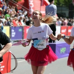 Lattelecom Riga Marathon - Anna Poļakova (13705)