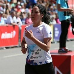 Lattelecom Riga Marathon - Gabriela Pineda (11757)
