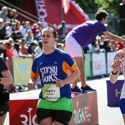 Lattelecom Riga Marathon - Aigars Eglajs (4141), Juta Golubova (6083)