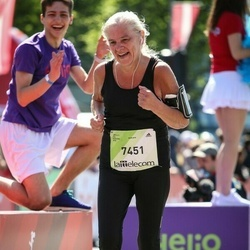 Lattelecom Riga Marathon - Elvira Weiss (7451)