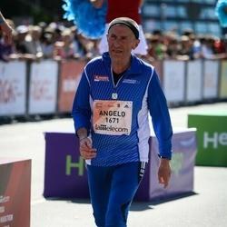 Lattelecom Riga Marathon - Angelo Bertoli (1671)
