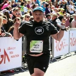 Lattelecom Riga Marathon - Agris Skulte (4621)