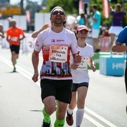 Lattelecom Riga Marathon - Agita Grizāne (210), Edmunds Domkins (746), Alvis Reinbergs (2102)