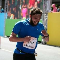 Lattelecom Riga Marathon - Alvis Reinbergs (2102)