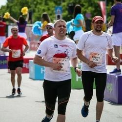 Lattelecom Riga Marathon - Adam Berdzik (742), Edgars Liepiņš (1424)
