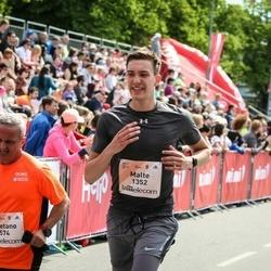 Lattelecom Riga Marathon - Gaetano Lotini (574), Malte Köhn (1352)