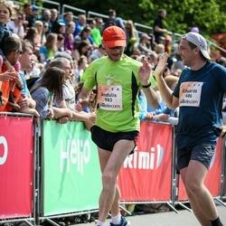 Lattelecom Riga Marathon - Eduards Brokāns (686), Andulis Šmidlers (983)