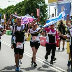 Lattelecom Riga Marathon - Haim Elia (495), Ofir Ben Abu (502), Adam Franklin (507), Rotem Meir Luzun (1588)