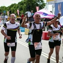 Lattelecom Riga Marathon - Haim Elia (495), Adam Franklin (507), Rotem Meir Luzun (1588)