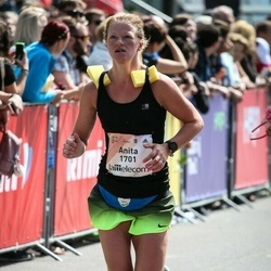 Lattelecom Riga Marathon - Anita Jēkabsone (1701)