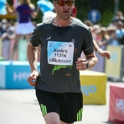 Lattelecom Riga Marathon - Ainārs Kravalis (11316)