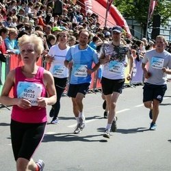 Lattelecom Riga Marathon - Aigars Smalkais (9074), Gustavs Baumanis (12746), Arnis Lauva (13463)