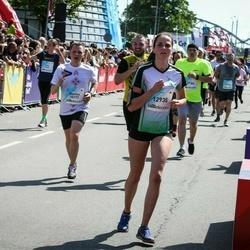 Lattelecom Riga Marathon - Deniss Lapins (10777), Agnese Bleidele (12935)