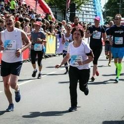 Lattelecom Riga Marathon - Agris Znotiņš (9037), Džaneta Suta (9977)