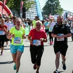 Lattelecom Riga Marathon - Irēna Cepliša (9410), Alena Nekrashevich (15765)