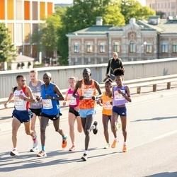 Lattelecom Riga Marathon - Bekir Karayel (16), Georgina Jepkirui Rono (58)
