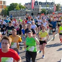 Lattelecom Riga Marathon - Anton Fatin (475), Alena Nikandrova (1676)