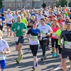 Lattelecom Riga Marathon - Aleksejs Bakša (3698), Caisa-Merili Mõik (5649)