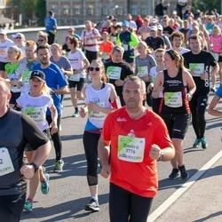 Lattelecom Riga Marathon - Halyna Terpiak (1012), Agnese Laktiņa (5189), Kristīne Muižniece (6992)