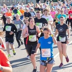 Lattelecom Riga Marathon - Halyna Terpiak (1012), Anna Dmitrieva (4712), Nicola Savage (6300)