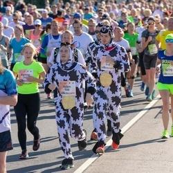 Lattelecom Riga Marathon - Adam Rees (508), Seth Thomas (510)