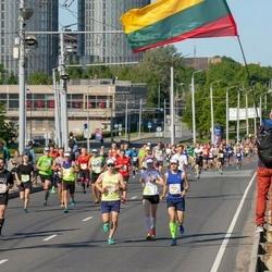 Lattelecom Riga Marathon - Sergei Lavrov (285), Vladimir Suprunovich (663), Alla Kasabutskaya (6661)