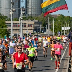 Lattelecom Riga Marathon - Ernestas Zentelis (403), Dario Lopez (1407)