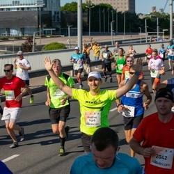 Lattelecom Riga Marathon - Andrei Safronenka (1469), Gintautas Mickevičius (2042)