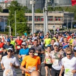 Lattelecom Riga Marathon - Tomer Sasson (788), Marko Karvanen (2209), Anna Stupakevich (4109)