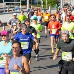 Lattelecom Riga Marathon - Sergejs Triščevs (5371), Agris Lietuvietis (6014), Roberts Kuzmins (7700)