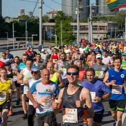 Lattelecom Riga Marathon - Miguel Alberdi (450), Sandis Blumbahs (1563), Agris Hatko (1994)