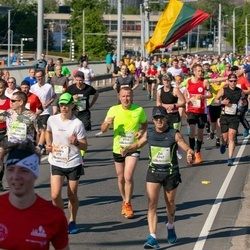 Lattelecom Riga Marathon - Ainārs Arnicāns (272), Zvi Malkis (5247), Andrejs Kondričs (5716)
