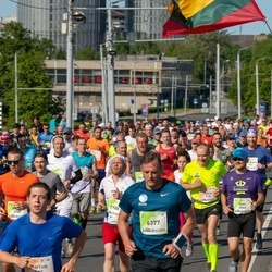 Lattelecom Riga Marathon - Žanis Lulle (418), Aigars Rašmanis (3989), Kaspars Vāvers (6377), Piotr Kaczynski (6566), Jürgen Ungerhofer (7108)