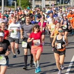 Lattelecom Riga Marathon - Anna Sorokina (1996), Nataliya Yablokova (2123), Vanessa Kenny (4671)