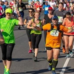 Lattelecom Riga Marathon - Viesturs Lācis (4057), Agris Kamenders (4314)