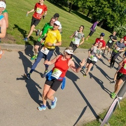 Lattelecom Riga Marathon - Sylvia Scholz (4058)