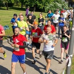 Lattelecom Riga Marathon - Genadijs Beļajevs (1665), Estere Romanovska (6541), Dmitrijs Solomkins (7303)