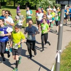 Lattelecom Riga Marathon - Alexander Burdyga (3100), Inese Wößner (4066), Liene Bojāre (5012), Artjoms Berjoza (6162), Oleg Leskovets (6357)